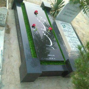سنگ قبر گرانیت بهشت